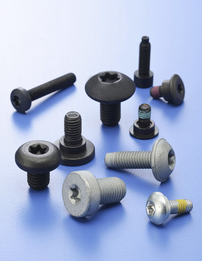 Lobe-Drive-Screw